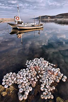 Fishing - 7 Original by Okan YILMAZ