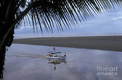 Photograph - Fishing Boat Quepos Costa Rica by John  Mitchell