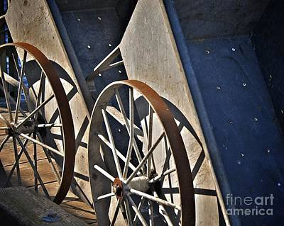 Photograph - Fishing Cart II by Sherry Davis