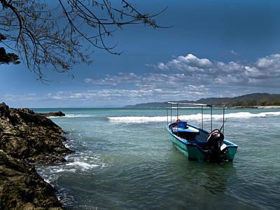 Photograph - Fishing Village  Costa Rica by Joe  Palermo