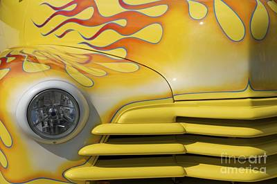 Photograph - Flame Mobile by Sherry Davis