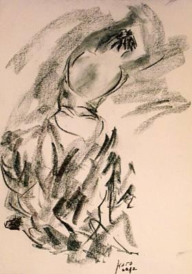 Flamenco Dancer 4 Art Print
