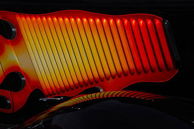 Photograph - Flamin' Two by John Schneider
