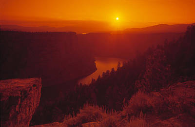 Photograph - Flaming Gorge National Recreation Area Utah by Douglas Pulsipher