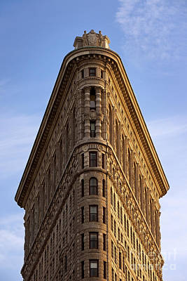 Photograph - Flatiron Building by Brian Jannsen