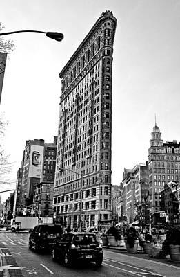 Flatiron Building Original by Dmitriy Tucker