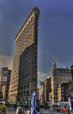 Photograph - Flatiron by David Bearden