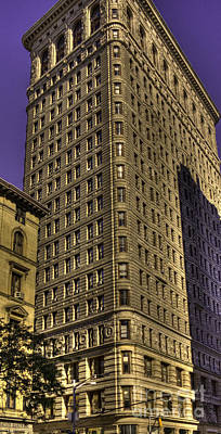 Photograph - Flatiron On Broadway by David Bearden
