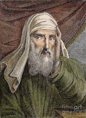 Flavius Photograph - Flavius Josephus (37-?100) by Granger