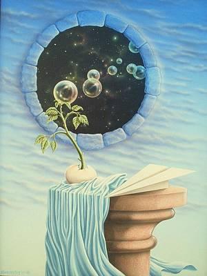 Flight Dream II Art Print by Arley Blankenship