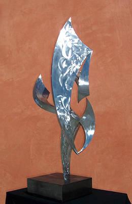 Sense Of Movement Sculpture - Flight Of Daphne by John Neumann