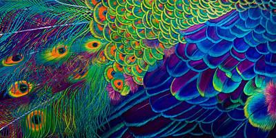 Lisa Rodriguez Painting - Flight Of Fantasy by Lisa Rodriguez