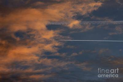 Photograph - Flight Path by Erica Hanel