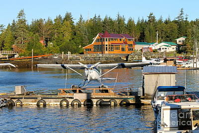 Photograph - Float Plane by Pamela Walrath