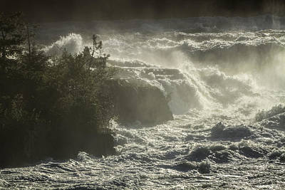 Photograph - Flood Stage 2 by Albert Seger