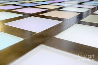 Flooring Art Print by Andersen Ross