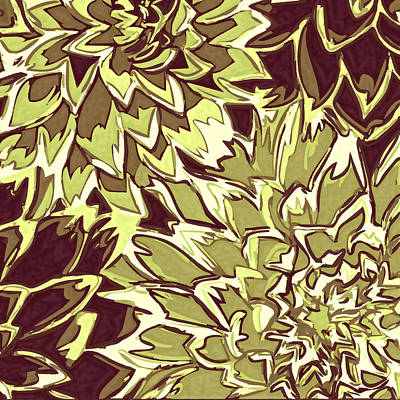 Photograph - Floral Abstraction 19 by Sumit Mehndiratta