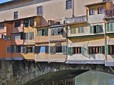 Florence Iv Art Print by David Ritsema