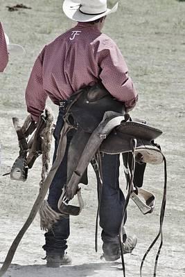 Photograph - Florida Cowboy by Lynda Dawson-Youngclaus