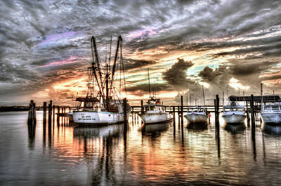 Photograph - Florida Sunset by Brent Craft