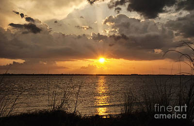 Photograph - Florida Sunset by Cheryl Davis
