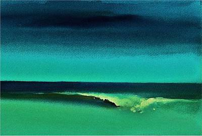 Painting - Florida Wave by Rob M Harper