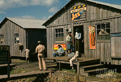 Florida: Workers, 1941 Art Print by Granger