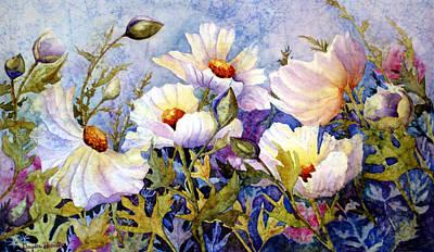 Flower Fantasy Art Print by Daydre Hamilton