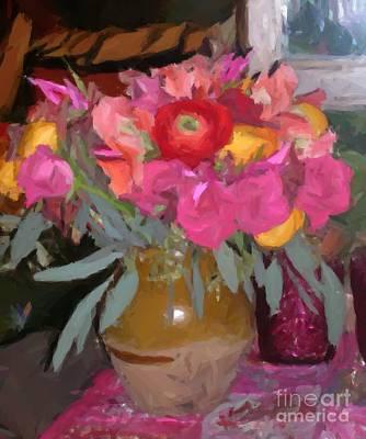 Flower Show 2006 Art Print