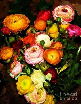 Flower Show 2009 Art Print