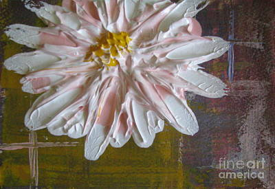 Cargo Boats Rights Managed Images - Flowers 8 Royalty-Free Image by Jacqueline Athmann