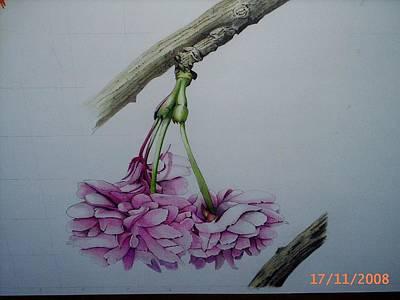 Flowers Art Print by Per-erik Sjogren