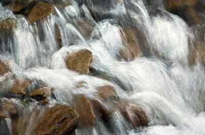 Photograph - Flowing Waters by Dale Kincaid