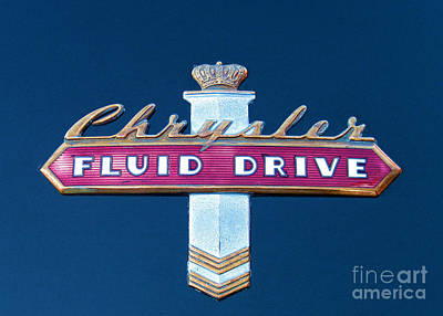 Photograph - Fluid Drive by Elena Nosyreva