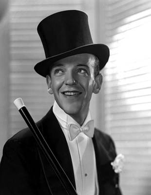 1933 Movies Photograph - Flying Down To Rio, Fred Astaire, 1933 by Everett
