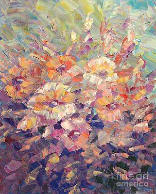 Painting - Flying Glory by Tatiana Iliina