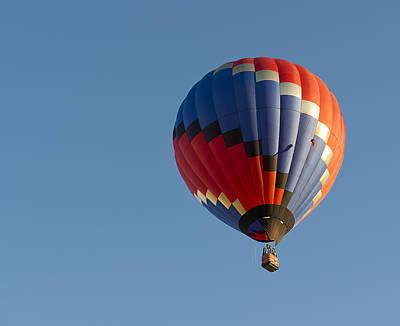 Photograph - Flying Swirl by Loree Johnson