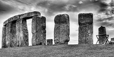 Photograph - Foamhenge by JC Findley