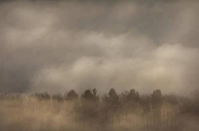 Fog Wall Art Print by Andy Astbury