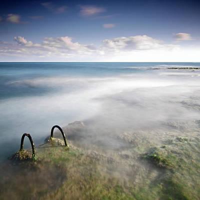 Alicante Photograph - Fogging Landscape by Tpenalver