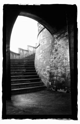 Foggy Day V-1 Print by Mauro Celotti