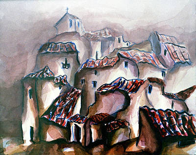 Painting - Foghos #11 by Alfredo Gonzalez