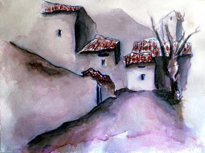 Painting - Foghos #8 by Alfredo Gonzalez
