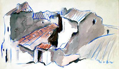Painting - Foghos #9 by Alfredo Gonzalez