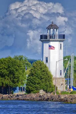 Fond Du Lac Lighthouse Original