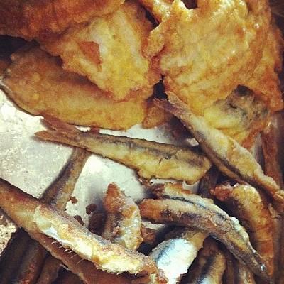 Foodie Photograph - #foodie #food #fish #sardina #alici by Francesca Ferrara