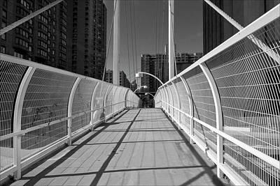 Keith Richards - Footbridge by Robert Ullmann