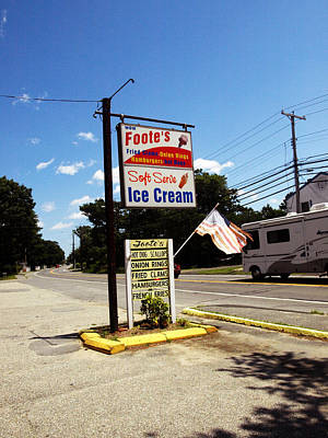 Photograph - Foote's by Mary Capriole