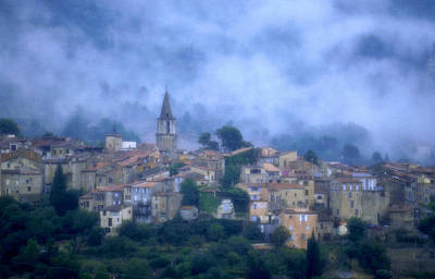 Photograph - Forcalquier by John Galbo