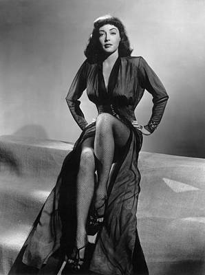 1948 Movies Photograph - Force Of Evil, Marie Windsor, 1948 by Everett